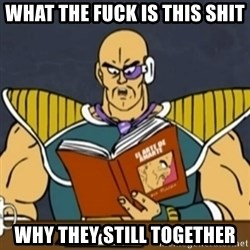 El Arte de Amarte por Nappa - WHAT THE FUCK IS THIS SHIT WHY THEY STILL TOGETHER