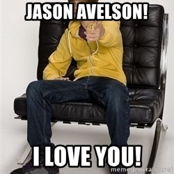 Justin Bieber Pointing - jason avelson! i love you!