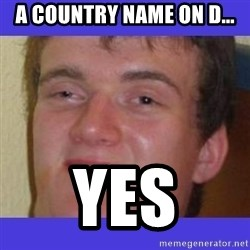 rally drunk guy - A Country NAMe on D... YES