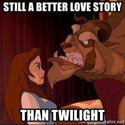 BeastGuy - Still a better love story than Twilight