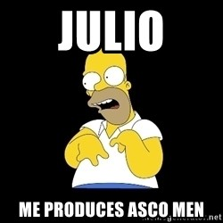 look-marge - JULIO ME PRODUCES ASCO MEN