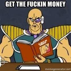 El Arte de Amarte por Nappa - GET THE FUCKIN MONEY