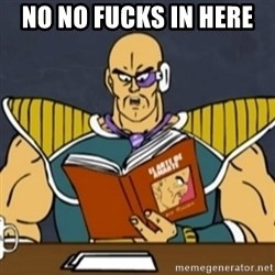 El Arte de Amarte por Nappa - NO NO FUCKS IN HERE