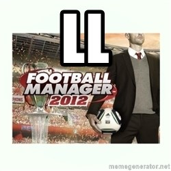 football manager 2013 - ll