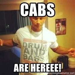 Drum And Bass Guy - CABS ARE HEREEE!