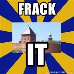 Novgorod Typical the Great - Frack  it