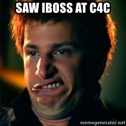 Jizzt in my pants - SAW IBOSS AT C4C