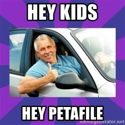 Perfect Driver - HEY KIDS HEY PETAFILE