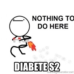Nothing To Do Here (Draw) - diabete s2