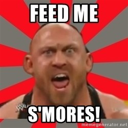 Ryback - Feed me s'mores!