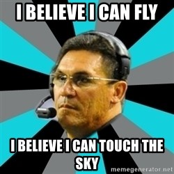 Stoic Ron - i believe i can fly i believe i can touch the sky