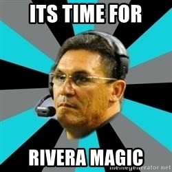 Stoic Ron - Its time for rivera magic