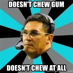 Stoic Ron - Doesn't Chew Gum Doesn't chew at all
