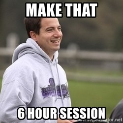 Empty Promises Coach - MAke tHat 6 Hour session