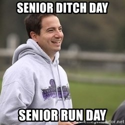 Empty Promises Coach - SeNIor ditch day Senior run day