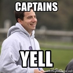 Empty Promises Coach - Captains  Yell
