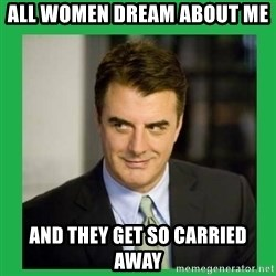 Mr.Big - All women dream about me And they get so carried away