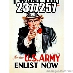 I Want You - 2377257