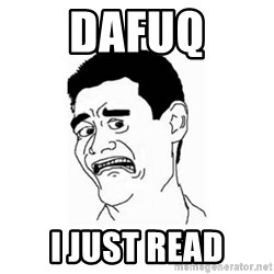 Yao Ming Scared - DAFUQ I JUST READ