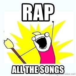 All the things - rap all the songs