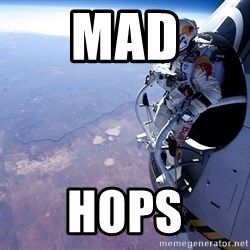 felix baumgartner - mad hops