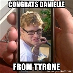 Mobile - Congrats Danielle From tYrone