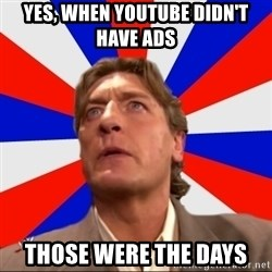 Regal Remembers - yes, when youtube didn't have ads those were the days