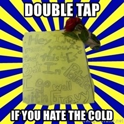 Livy - DOUBLE TAP IF YOU HATE THE COLD