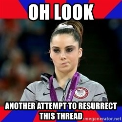 Mckayla Maroney Does Not Approve - oh look another attempt to resurrect this thread