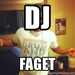 Drum And Bass Guy - DJ  FAGET
