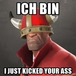 Furious Soldier - ich bin  i just kicked your ass