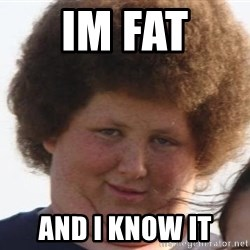 Afrobusen - im fat  and i know it