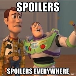 ORIGINAL TOY STORY - Spoilers Spoilers Everywhere