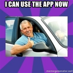 Perfect Driver - I CAN USE THE APP NOW