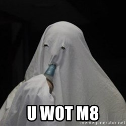 Poverty Ghost - u wot m8
