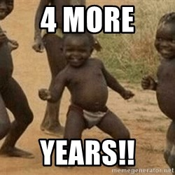 Success African Kid - 4 more  Years!!