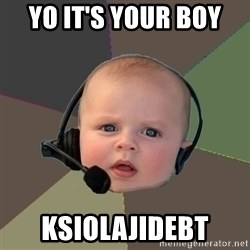 FPS N00b - Yo it's your boy  KsiOlAjIdebt