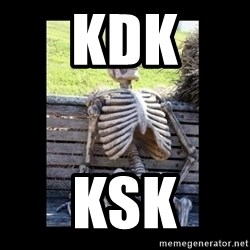 Still Waiting - kdk ksk