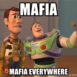 ORIGINAL TOY STORY - mafia mafia everywhere
