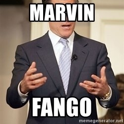 Relatable Romney - Marvin fango