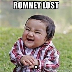 evil toddler kid2 - RomNey Lost                                       .