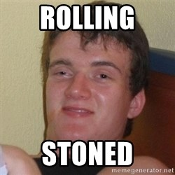 Stanley stone - rolling stoned