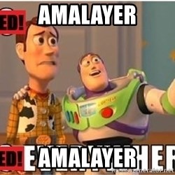 Toy Story Everywhere - AMALAYER AMALAYER