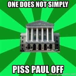 Tipichnuy BNTU - ONE DOES NOT SIMPLY PISS PAUL OFF