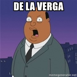 ollie williams - de la verga