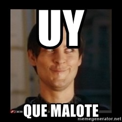 Tobey_Maguire - UY  QUE MALOTE