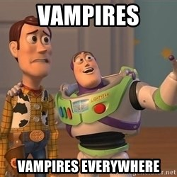 Toy Story Everywhere - Vampires Vampires Everywhere