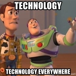 Tseverywhere - technology technology everywhere