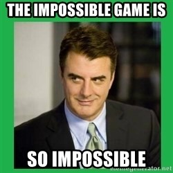 Mr.Big - THE IMPOSSIBLE GAME IS  SO IMPOSSIBLE