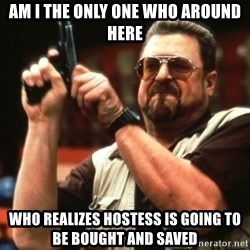 Big Lebowski - Am i the only one who around here who realizes hostess is going to be bought and saved